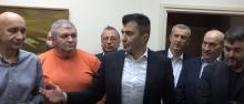 Ђорђевић поручио борцима: ИМАТЕ МОЈУ ПОДРШКУ!