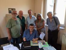 Основан Савет галерије Дома ратних војних инвалида